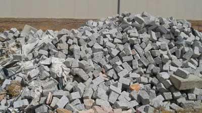 sillería piedra